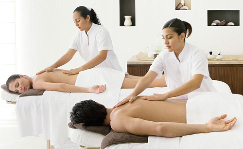 Riviera Hot Stone Massage for Two