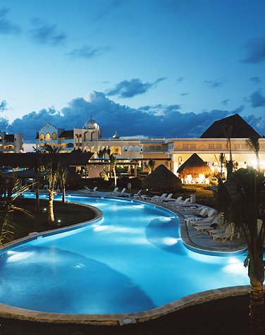 Resort Credit at Excellence Riviera Cancun